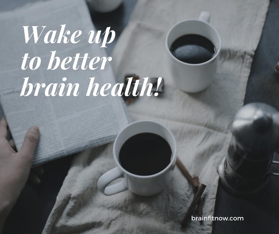 Wake up to better brain health